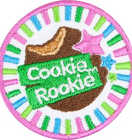 LITTLE BROWNIE BAKER Tagalongs Cookie Rookie Patch 2019