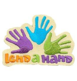 Lend a Hand Fun Patch