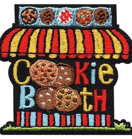 Cookie Booth Fun Patch