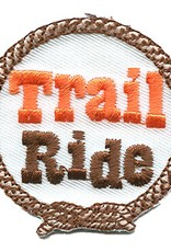 Trail Ride Fun Patch