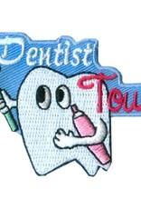 Advantage Emblem & Screen Prnt Dentist Tour Fun Patch