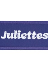 GIRL SCOUTS OF THE USA Juliettes Iron-On Insignia Patch