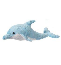 Douglas Co Inc Silvie Blue Dolphin Plush