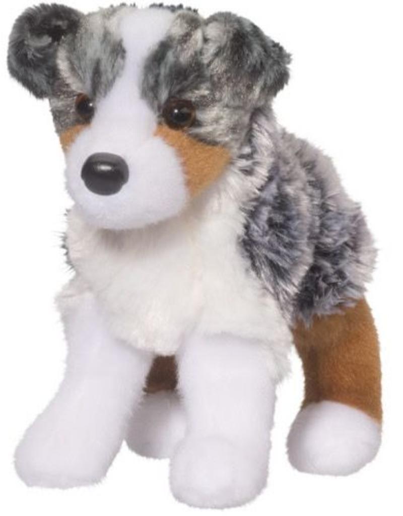 Douglas Co Inc Steward Australian Shepherd Dog Plush