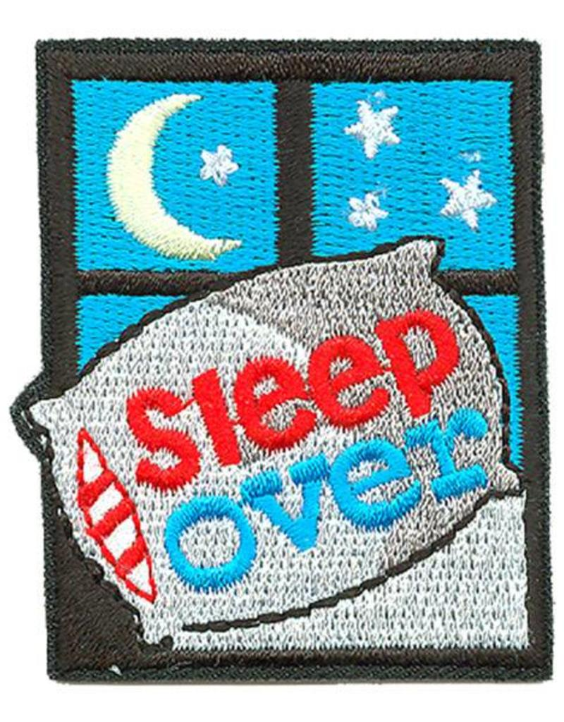 Sleep Over w/ Pillow Fun Patch