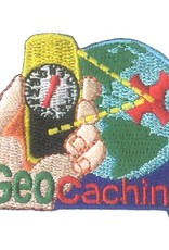 Geo Caching Geocaching Fun Patch