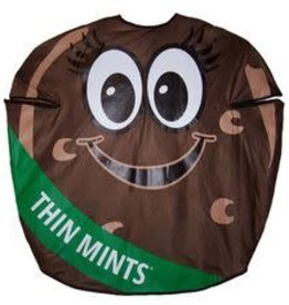 LITTLE BROWNIE BAKER Thin Mint Cookie Costume