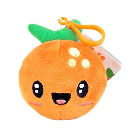 Orange Oh-So Yummy Backpack Clip
