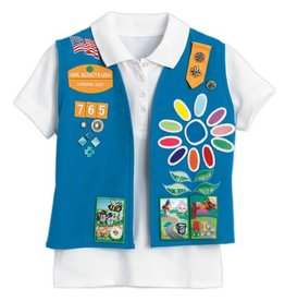 GIRL SCOUTS OF THE USA Daisy Vest