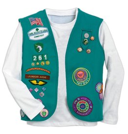 GIRL SCOUTS OF THE USA Junior Vest