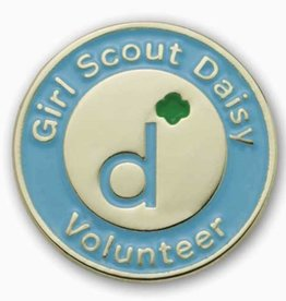 GIRL SCOUTS OF THE USA GS Daisy Volunteer Pin
