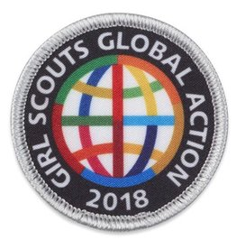 GIRL SCOUTS OF THE USA 2018 Global Action Award