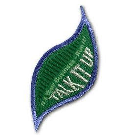 GIRL SCOUTS OF THE USA Daisy Talk It Up Badge