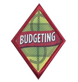 GIRL SCOUTS OF THE USA Cadette Budgeting Badge