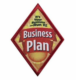 GIRL SCOUTS OF THE USA Cadette Business Plan Badge