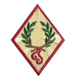 GIRL SCOUTS OF THE USA Cadette Good Sportsmanship Badge
