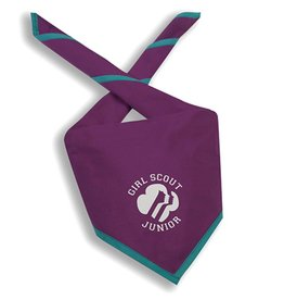 GIRL SCOUTS OF THE USA Official Junior Scarf