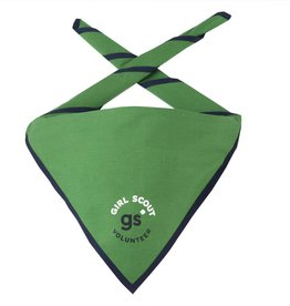 GIRL SCOUTS OF THE USA Official GS Volunteer Scarf