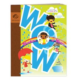 GIRL SCOUTS OF THE USA Brownie Journey WOW Book