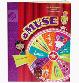 GIRL SCOUTS OF THE USA Junior Journey aMuse Book