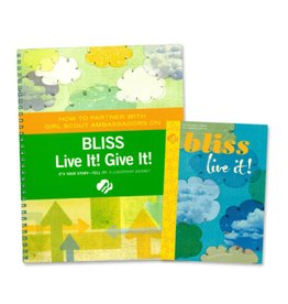 GIRL SCOUTS OF THE USA Leader Set Ambassador Bliss