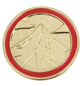 GIRL SCOUTS OF THE USA Cadette Journey Summit Award Pin