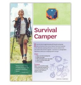 GIRL SCOUTS OF THE USA Ambassador Survival Camper Requirements
