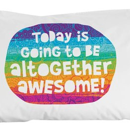 LITTLE BROWNIE BAKER Altogether Awesome Pillow Case