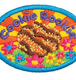 LITTLE BROWNIE BAKER 2018 Cookie Rookie Patch