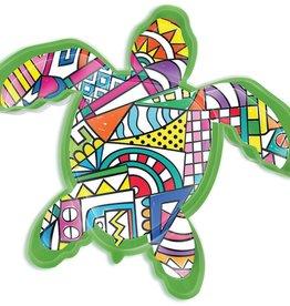 LITTLE BROWNIE BAKER Art Growing Trinket Tray Turtle 12DOC
