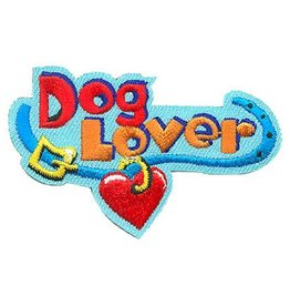 Dog Lover Fun Patch
