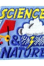 Advantage Emblem & Screen Prnt Science & Nature Weather Fun Patch
