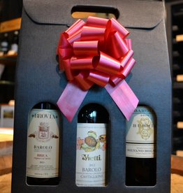 Barolo 3 Pack Gift Box