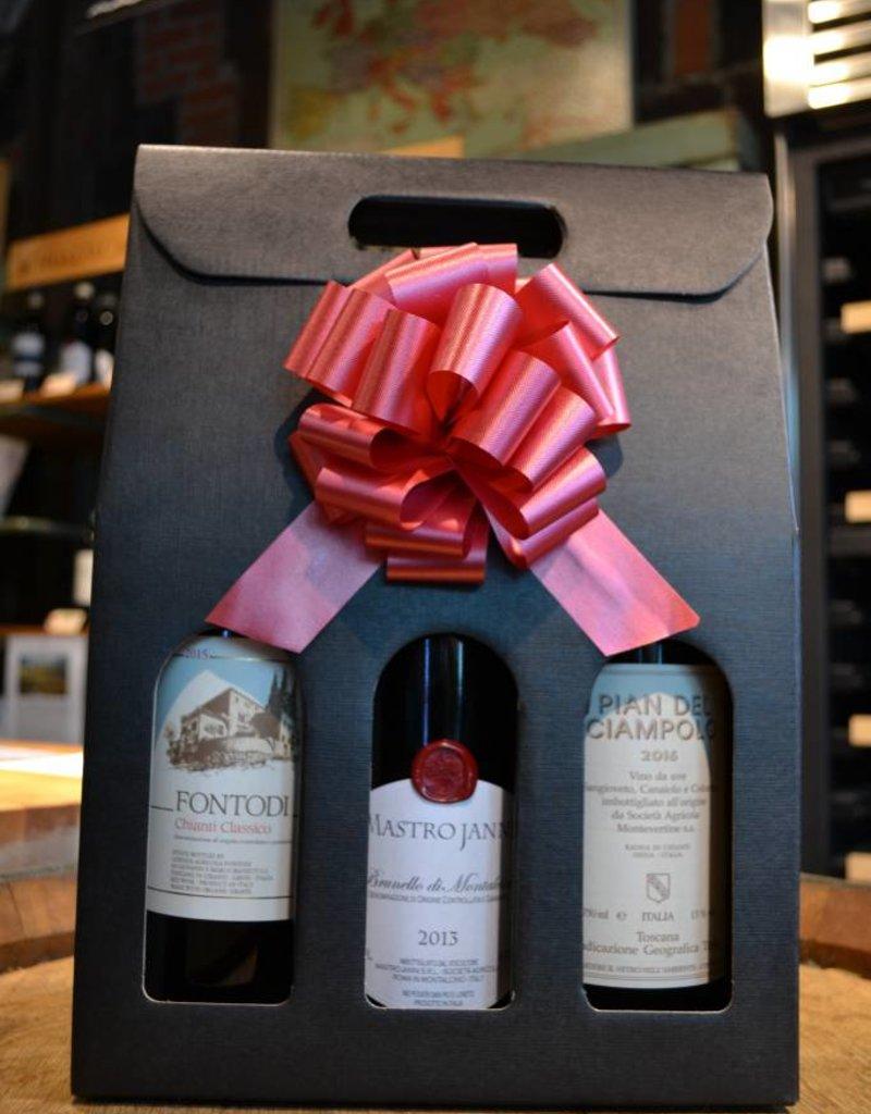 Tuscan 3 Pack Gift Box