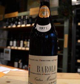 Vintage Bartolo Mascarello Barolo 1973