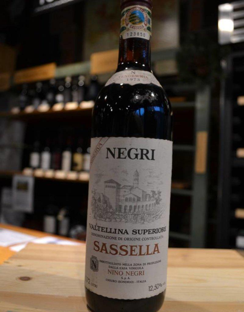 Vintage Nino Negri Sassella Riserva 1973