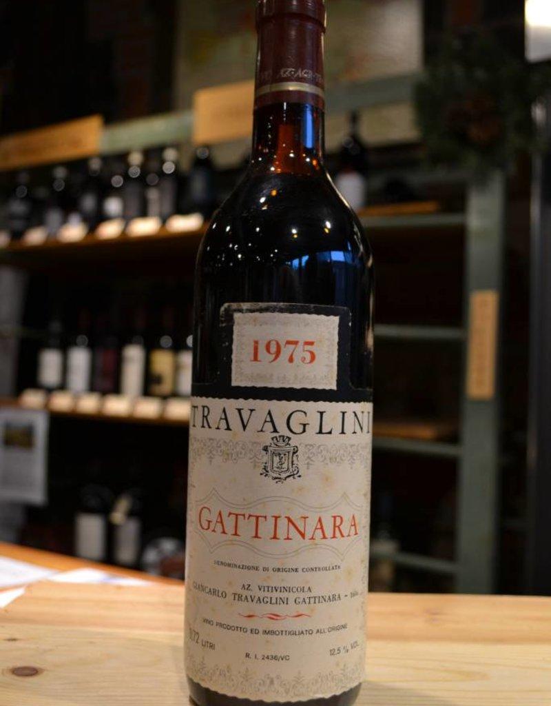 Vintage Travaglini Gattinara 1975