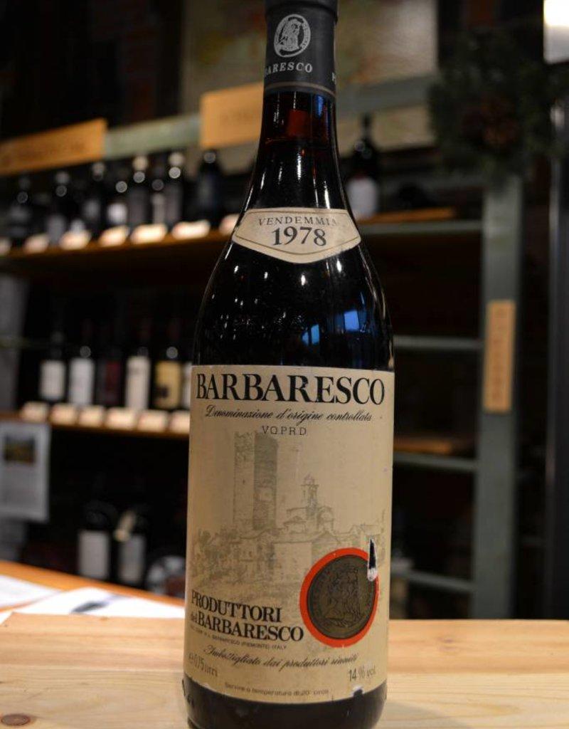 Vintage Produttori del Barbaresco Barbaresco 1978