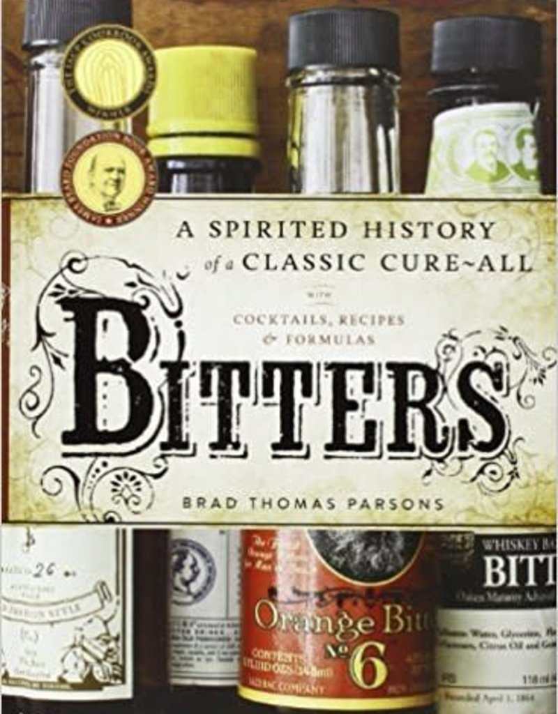 Bitters Hardcover Book