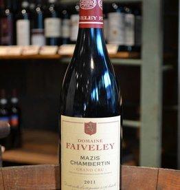Domaine Faiveley Mazis Chambertin Grand Cru 2011