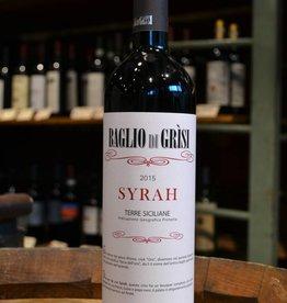 Baglio Di Grisi Terre Siciliane Syrah 2015