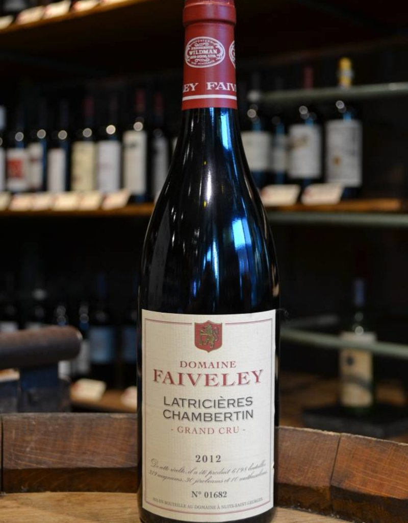 Domaine Faiveley Latricieres-Chambertin Grand Cru 2012