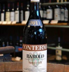 GIACOMO CONTERNO Giacomo Conterno Barolo Cerretta 2011