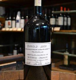 Giovanni Canonica Barolo Paiagallo 2000 Magnum