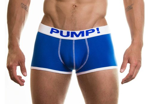 PUMP! Boxer bleu roi Neon Fuel