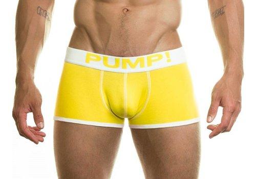 PUMP! Boxer jaune Neon Fuel