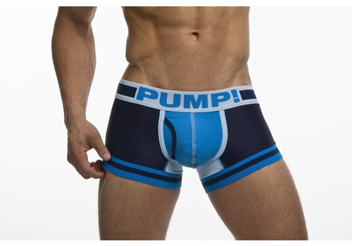 PUMP! Touchdown True Blue Boxer