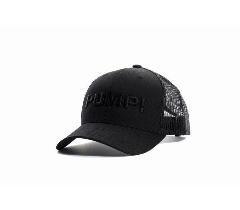 All Black Ball Cap