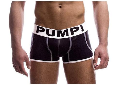 PUMP! Black Jogger
