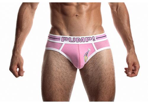 PUMP! Pink Space Candy Brief